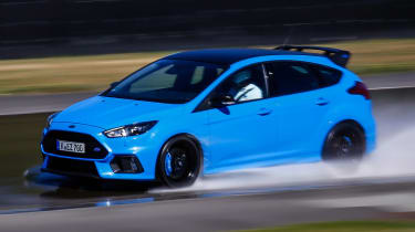 Ford Focus RS Edition - front