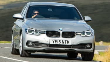 BMW 3 Series - front grille