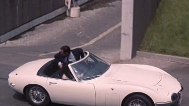 toyota 2000gt convertible you only live twice