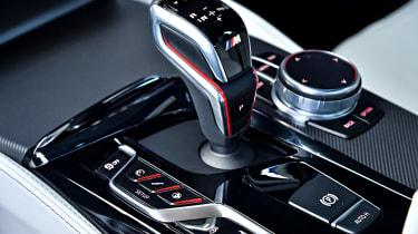 BMW M5 - transmission
