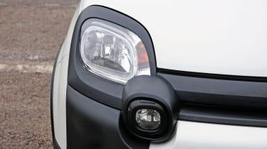 Fiat Panda Cross - headlamp
