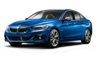 BMW 1 Series sedan 2016