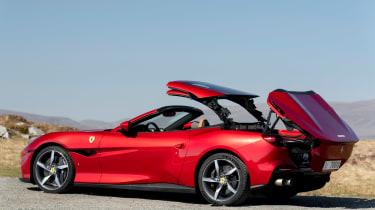 Ferrari Portofino M - rear static