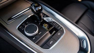 BMW Z4 - gearstick