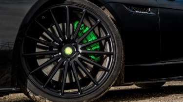 Lister Thunder alloy wheel