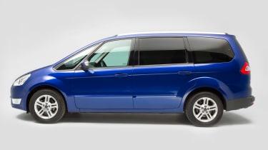 Used Ford Galaxy - side