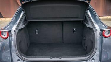 Mazda CX-30 e-Skyactiv X - boot