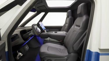 Volkswagen I.D. Buzz Cargo - front seats