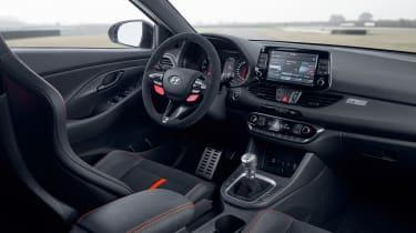 Hyundai i30 N Project C - interior