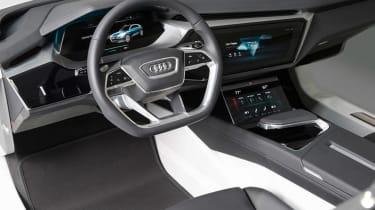 Audi Virtual Dashboard - side