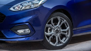 Ford Fiesta ST-Line - wheel