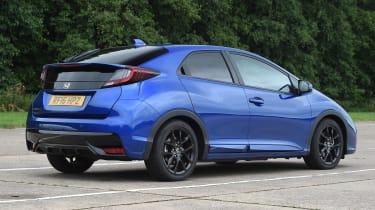 Honda Civic Sport - rear static
