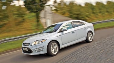 Updated Mondeo driven