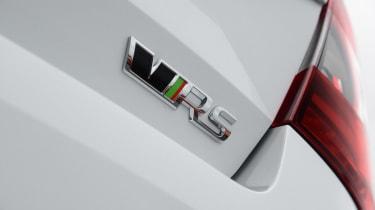 Skoda Octavia vRS 245 - vRS badge