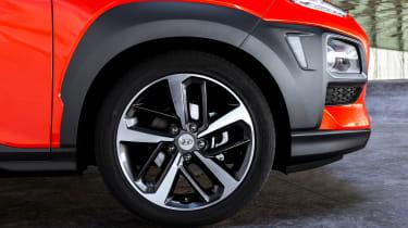Hyundai Kona diesel - wheel