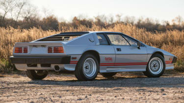 Cool cars: the top 10 coolest cars - Lotus Esprit rear