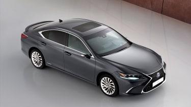 Lexus ES 2021 -  high