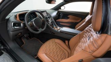 Startech Aston Martin DB11 SP610 interior
