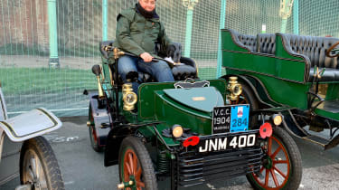 London to Brighton Veteran Car Run  -  Steve Brighton