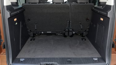 Ford Tourneo Connect boot
