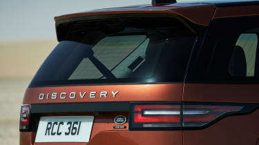 Land Rover Discovery 2017 - official rear detail