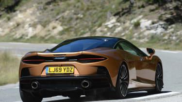 McLaren GT - rear