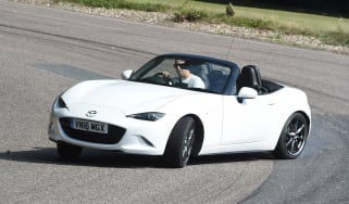 Mazda MX-5 - best cars for less than £10 per day