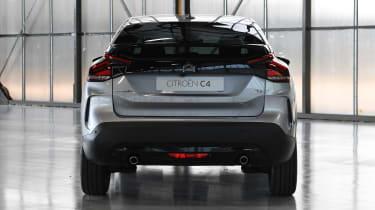 Citroen e-C4 - rear