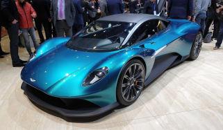 Aston Martin Vanquish Vision concept - Geneva front