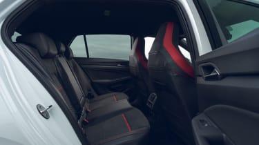 Volkswagen Golf GTI Clubsport - rear seats