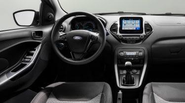 Ford Ka+ - dash