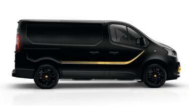 Renault Formula Edition Vans - Trafic side
