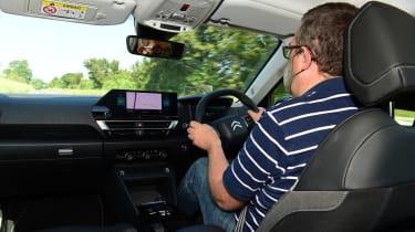 Citroen e-C4 long termer - first report John McIlroy