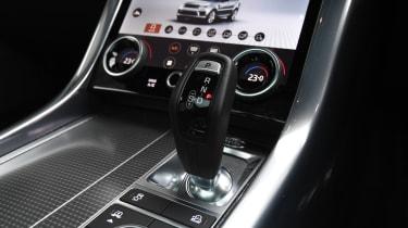 Range Rover Sport - Gearstick