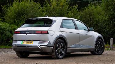 Hyundai Ioniq 5 RWD - rear static