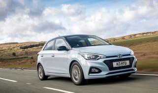 Hyundai i20 Play front