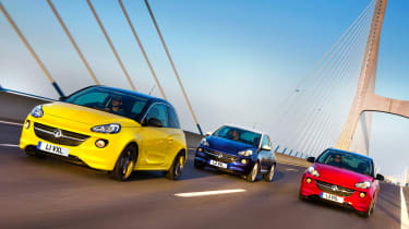 Vauxhall Adam Unlimited