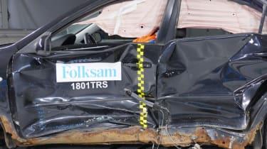 Rusty NCAP-style test side impact