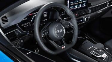 Audi S4 - studio dash
