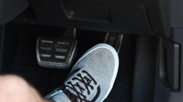 Volkswagen Arteon - Pedals