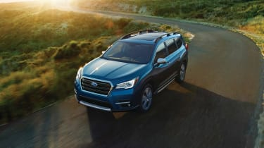 Subaru Ascent Touring - front