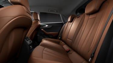 2019 Audi A5 Sportback - rear seats