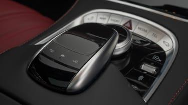 Mercedes-AMG S 63 Coupe - centre console