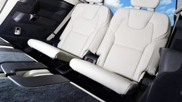 Volvo XC90 -  third row seat