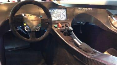 Caterham AeroSeven interior revealed