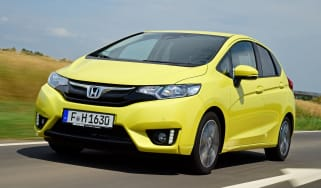 Honda Jazz - front tracking