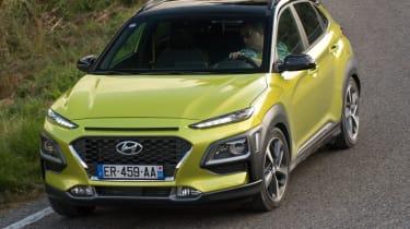 Hyundai Kona Premium SE 2017 - header