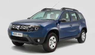 Used Dacia Duster - front