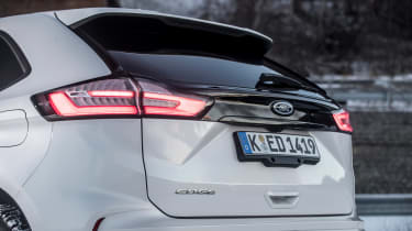 Ford Edge - rear detail
