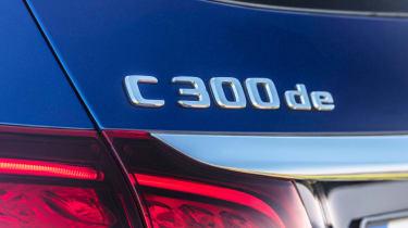 Mercedes C 300 de - C 300 de badge